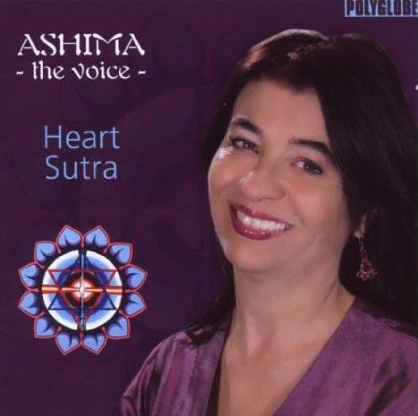CD HEART SUTRA par Ashima