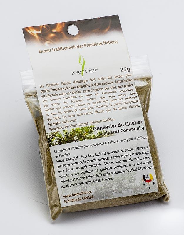 Genévrier du Québec - Juniperus communis - poudre (25 g)