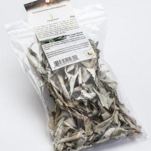 Sauge Blanche - feuilles (25 g)