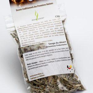 Sauge du Désert - feuilles (13 g)