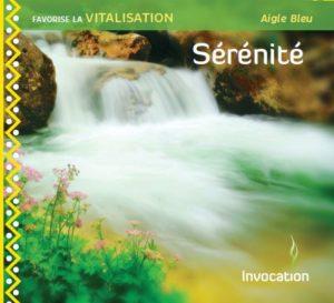 CD Sérénité par Aigle Bleu