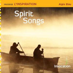 CD Spirit Songs par Aigle Bleu