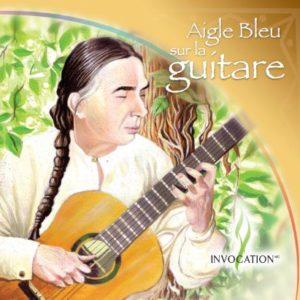 CD Sur la guitare par Aigle Bleu