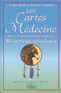 Les Cartes Médecine par Jamie Sams et David Carson