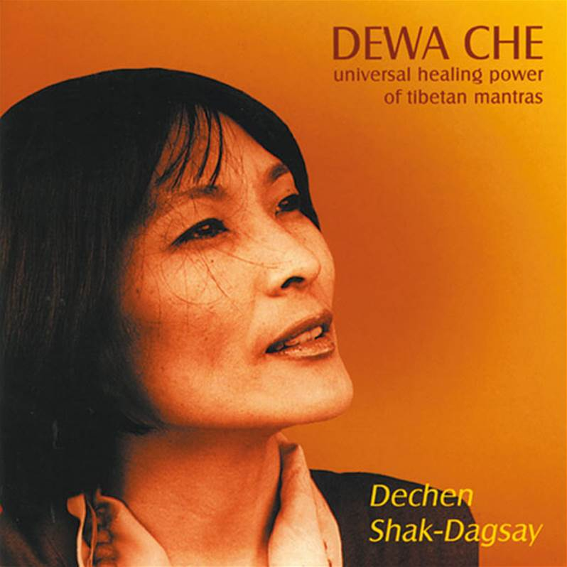 CD DEVA CHE par Dechen Shak-Dagsay