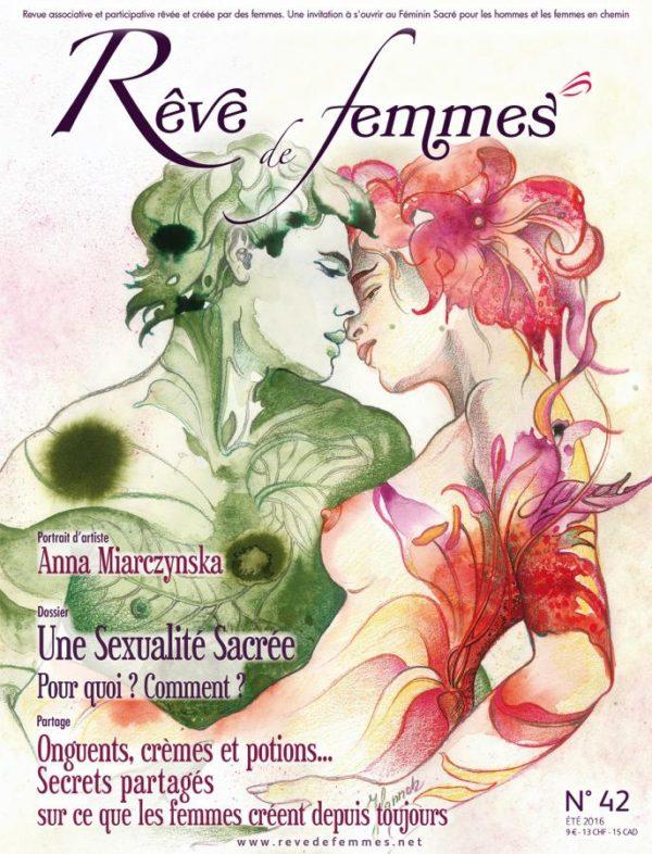 """Revue """"Rêve de Femmes"""" - N°42"""