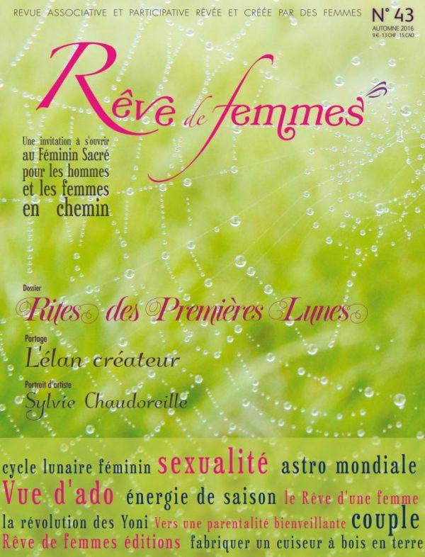 """Revue """"Rêve de Femmes"""" - N°43"""
