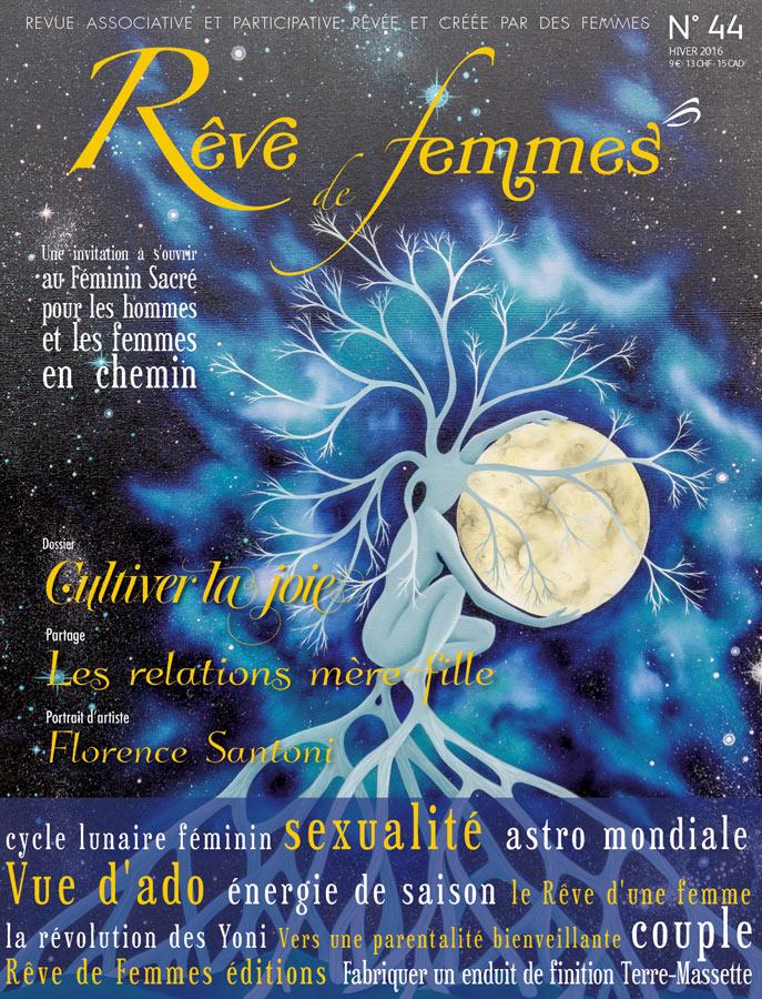 """Revue """"Rêve de Femmes"""" - N°44"""