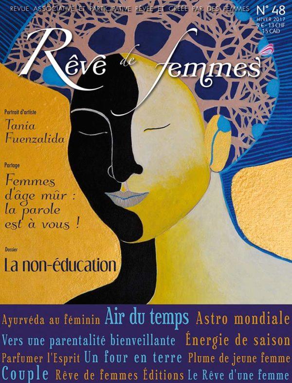 """Revue """"Rêve de Femmes"""" - N°48"""
