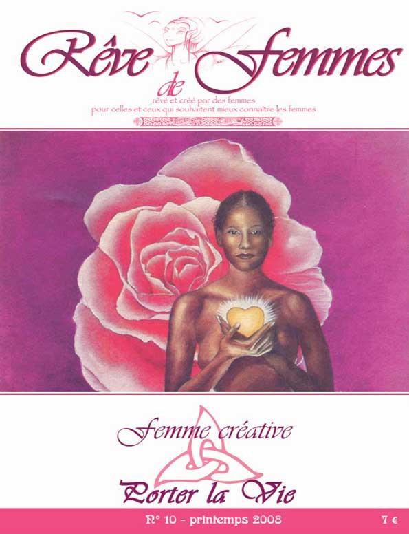 """Revue """"Rêve de Femmes"""" - N°10"""