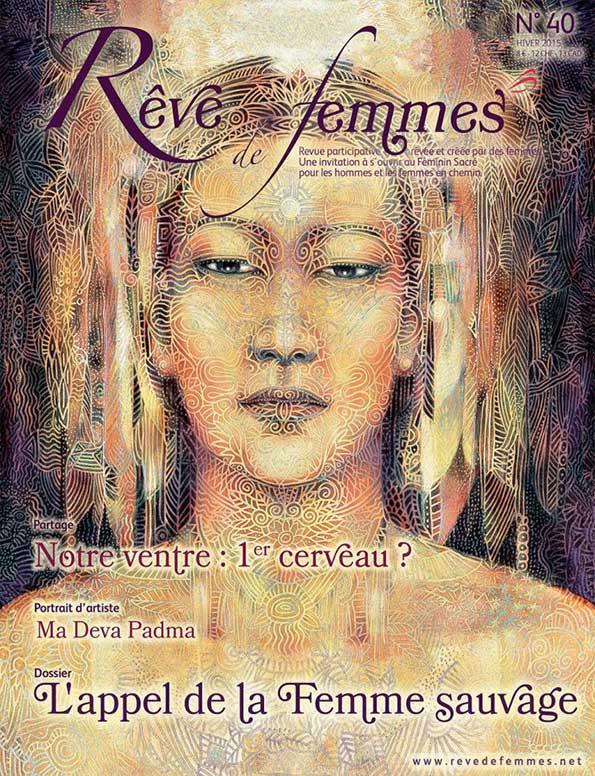 """Revue """"Rêve de Femmes"""" - N°40"""